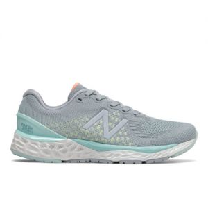 Mujeres New Balance Fresh Foam 880v10 - Light Slate/Bali Blue, Light Slate/Bali Blue