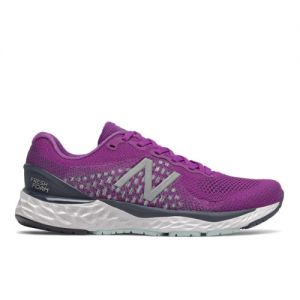 Mujeres New Balance Fresh Foam 880v10 - Plum/Natural Indigo, Plum/Natural Indigo