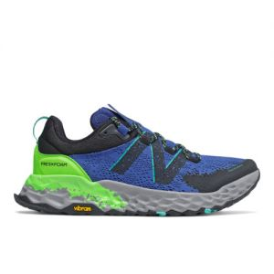 Hombres New Balance Fresh Foam Hierro v5 - Cobalt Blue/Energy Lime, Cobalt Blue/Energy Lime