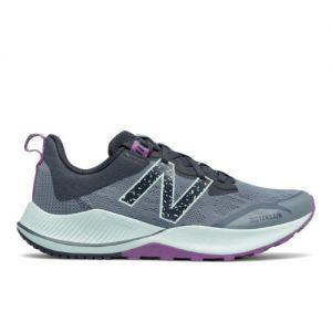 Mujeres New Balance NITRELv4 - Silver/Celadon, Silver/Celadon