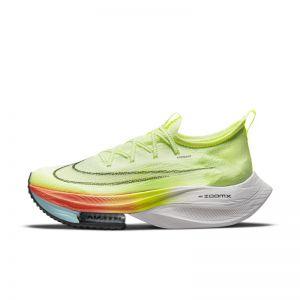 Nike Air Zoom Alphafly NEXT% Zapatillas de competición para carretera - Hombre - Amarillo