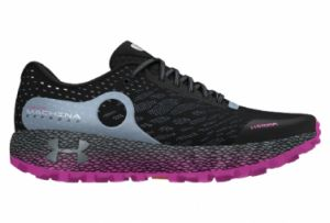 Zapatillas Under Armour HOVR Machina Off Road para Mujer Negro / Púrpura