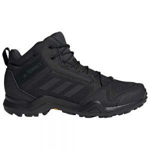 Adidas Botas Senderismo Terrex Ax3 Mid Goretex Core Black / Carbon