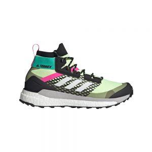 Adidas Zapatillas Senderismo Terrex Free Hiker Primeblue Hi-Res Yellow / Crystal White / Core Black