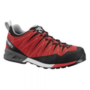 Dolomite Zapatillas Senderismo Crodarossa Goretex Hibiscus Red / Black